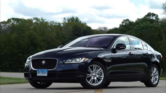 2016 Jaguar Xf Showcases Model S Evolution