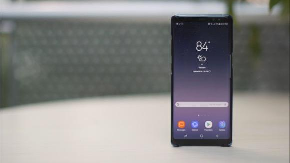 Samsung Galaxy Note8 Final Test Results