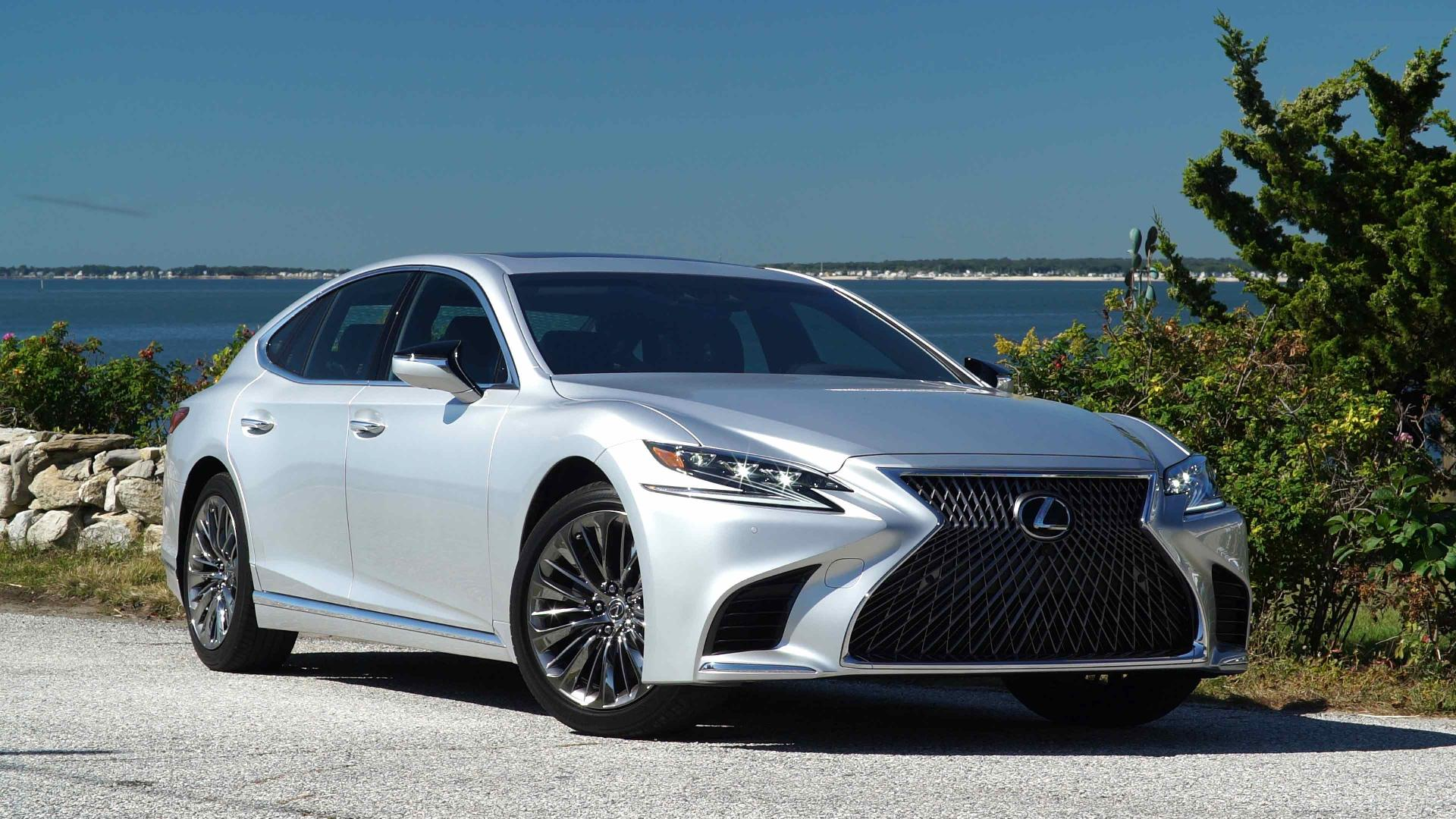 2018 Lexus Ls 500 Reborn With More Tech And Flash Consumer Reports