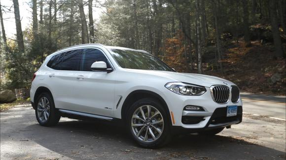 BMW X3 2018-2020 Quick Drive
