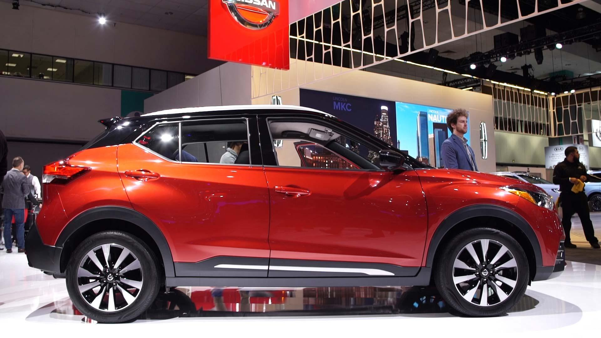 The 2018 Nissan Kicks Aims to Be Hip in the City ...
