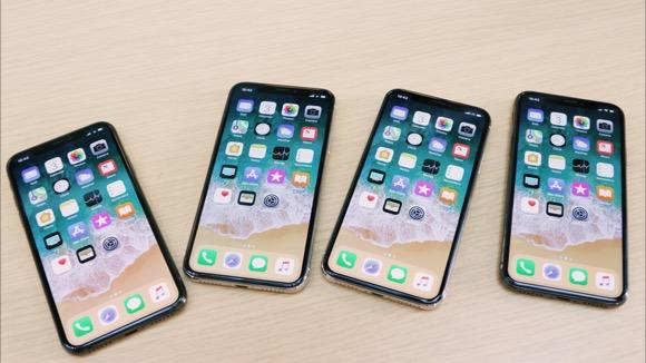 iPhone X Final Test Results