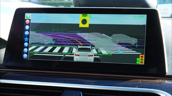 CES 2018:No, Your Next Rideshare Won't Drive Itself
