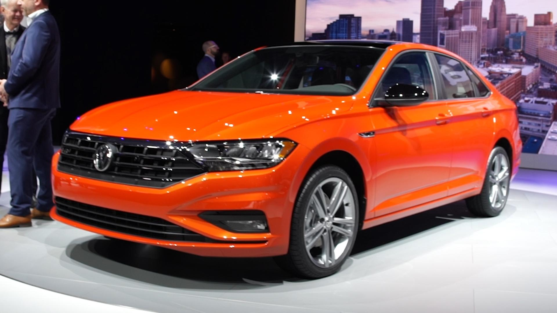 New 2019 Volkswagen Jetta Grows In Size But Shrinks In Price
