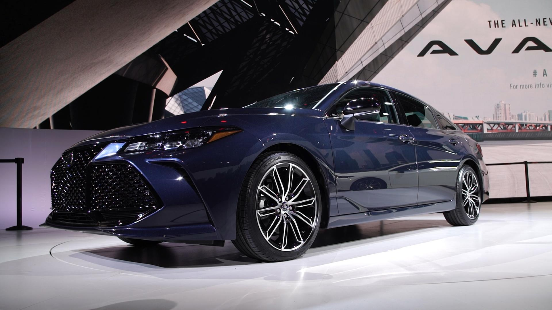 2019 Toyota Avalon Promises To Be A Functional Family