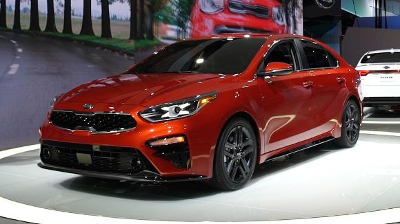2018 Detroit Auto Show: 2019 Kia Forte Promises Better Fuel Economy, More Room