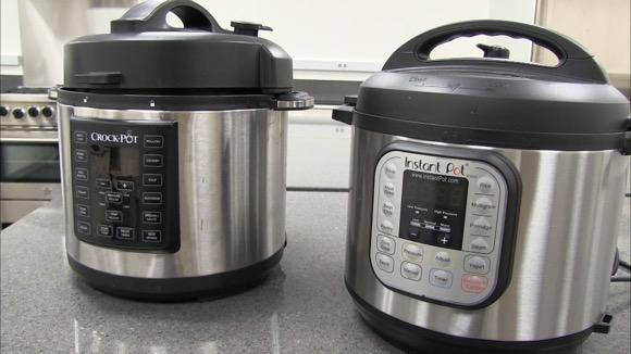 Face-Off: Instant Pot vs. Crock Pot Multi-Cooker