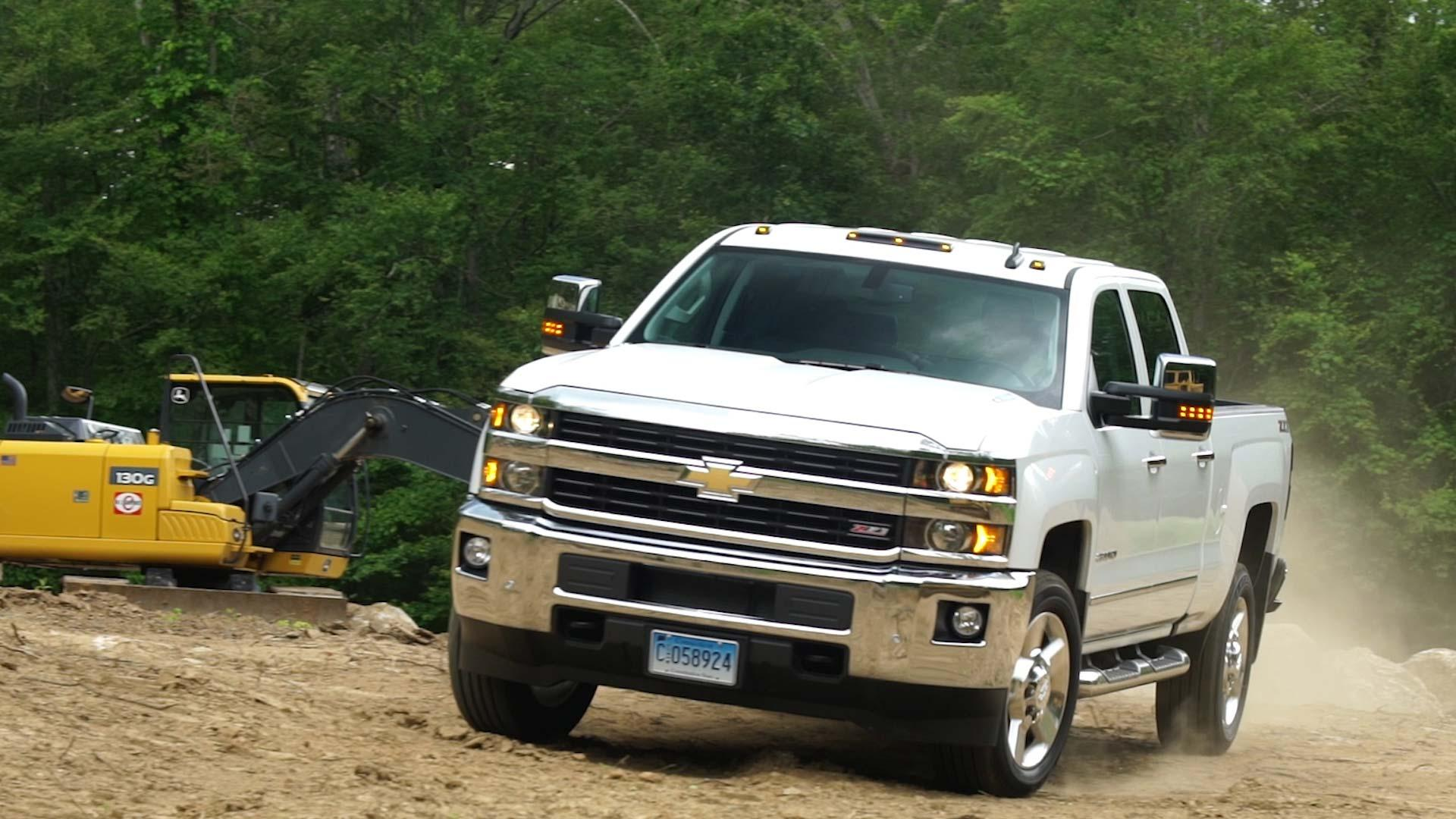 2018 Chevrolet Silverado 2500hd Reviews Ratings Prices Consumer 2007 Chevy Fuel Filter Reports