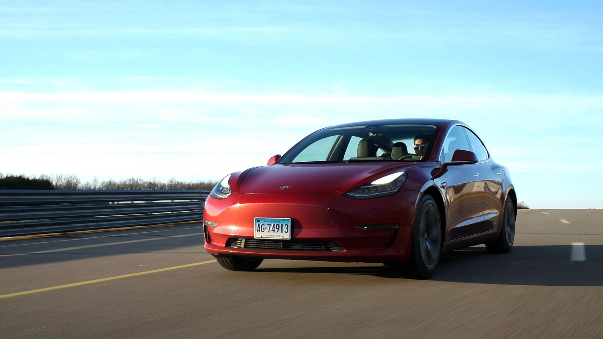 2018 Tesla Model 3 Review Consumer Reports