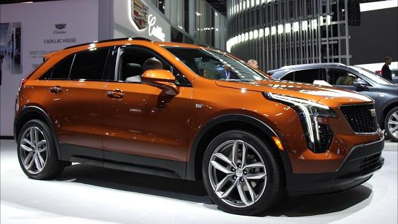 New York Auto Show Cadillac XT - Car show tickets 2018