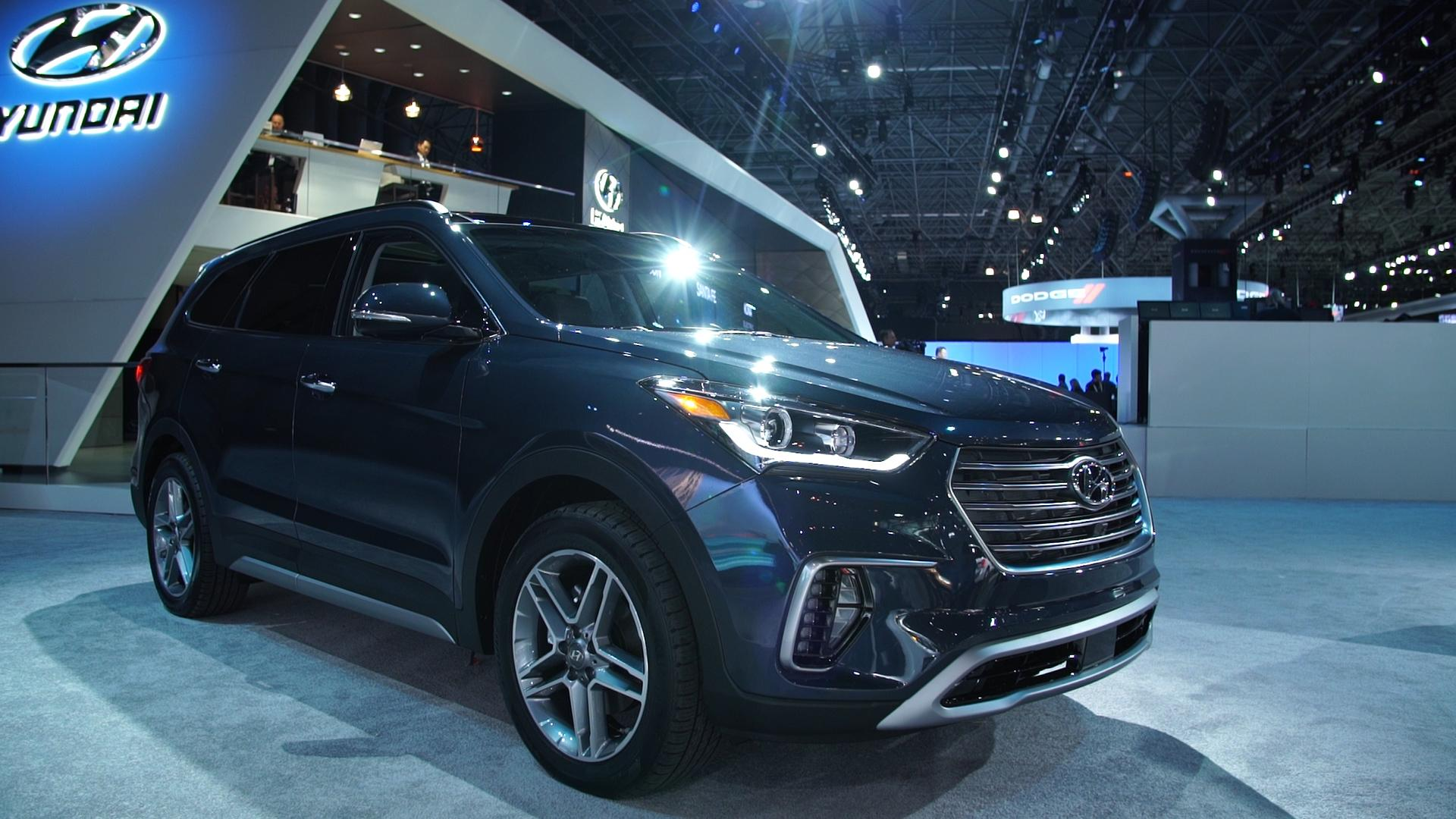 2019 Hyundai Santa Fe Gets A Major Makeover Consumer Reports