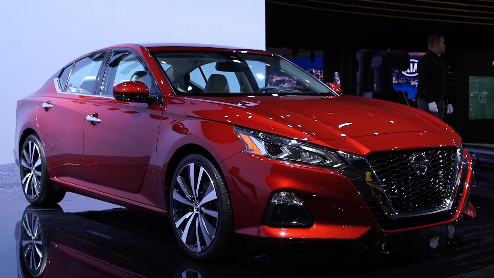 2019 Nissan Altima Preview - Consumer Reports