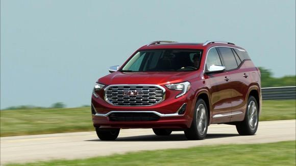 Chevrolet Equinox 2018-2019 Preview