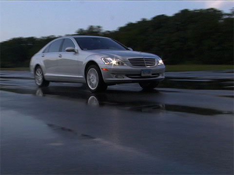 Mercedes-Benz S550 2007-2013 Review