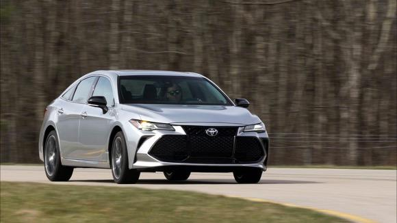2019 Toyota Avalon Quick Drive