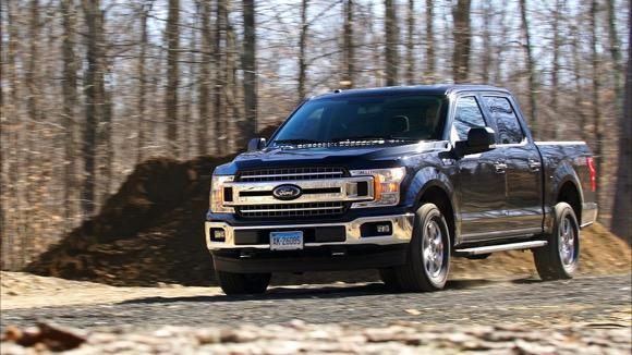 Ford F-150 2018-2020 Quick Drive