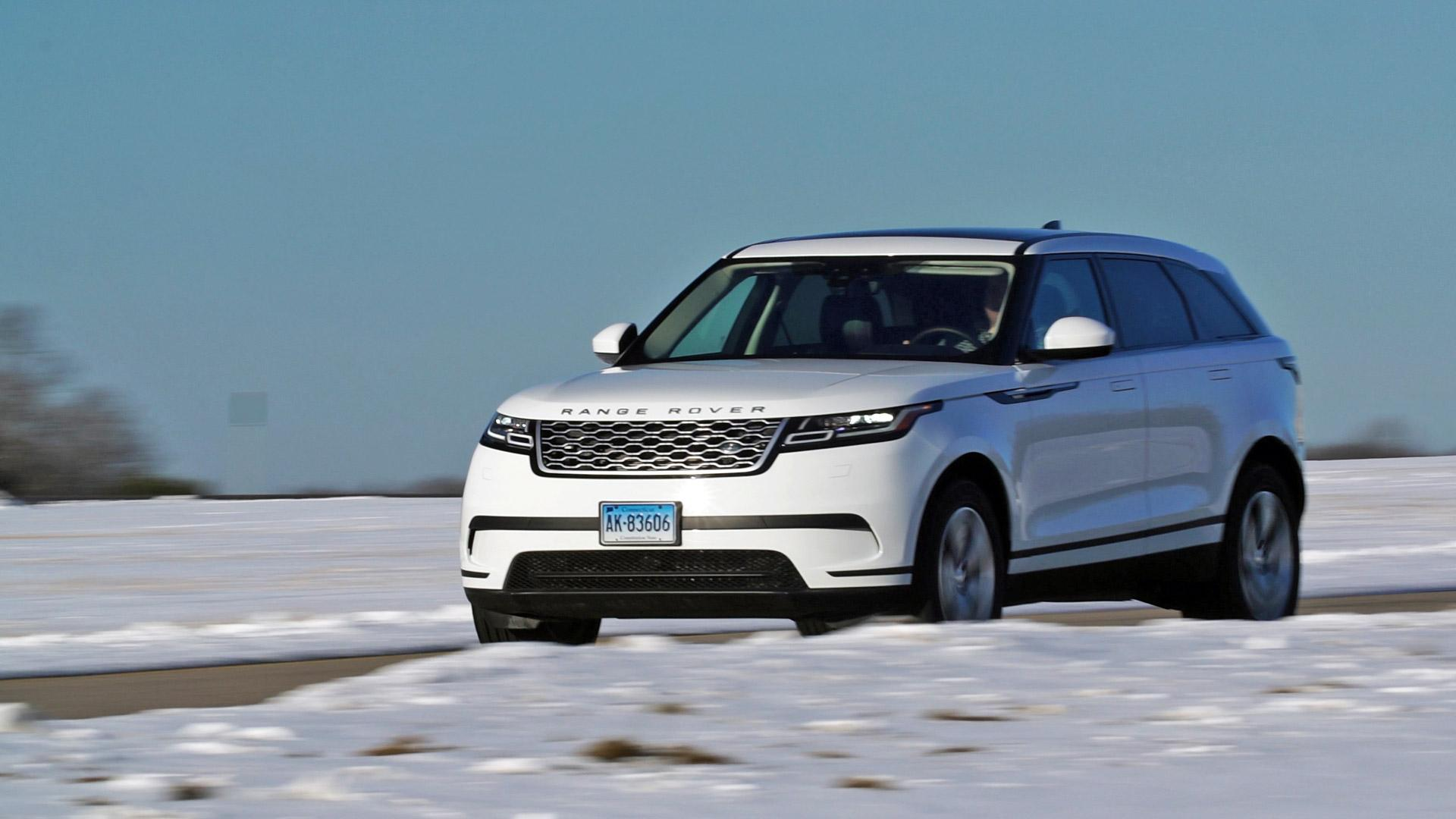 2018 Land Rover Range Velar Reviews Ratings Prices 2007 Sport Supercharged Firing Order With Diagrams And Images Consumer Reports