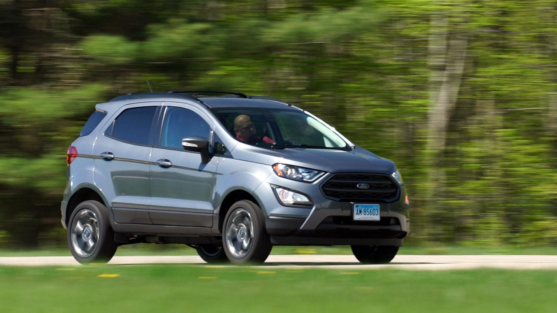 2019 Ford Ecosport Reviews Ratings Prices Consumer Reports