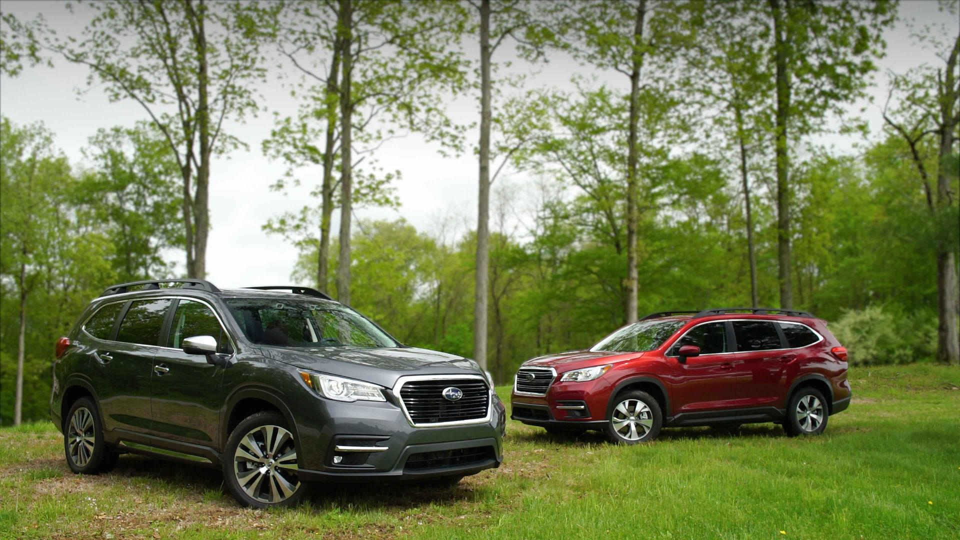 7582c4c076 2019 Subaru Ascent SUV Review - Consumer Reports