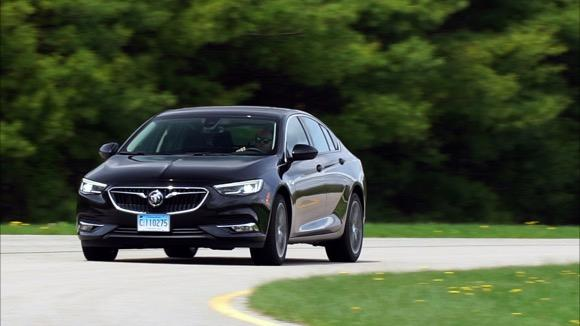Buick Regal Sportback 2018-2019 Quick Drive