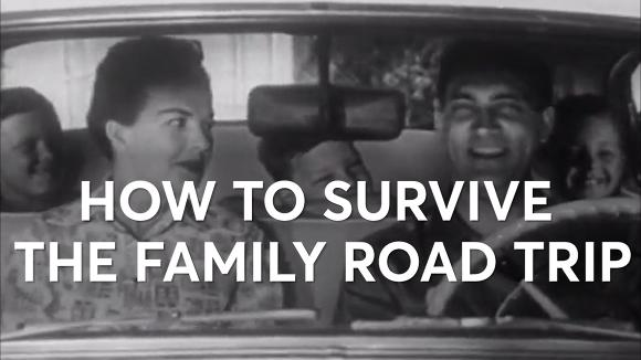 The Family Road Trip Survival Guide