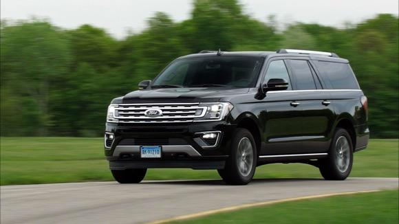 Ford Expedition 2018-2019 Quick Drive