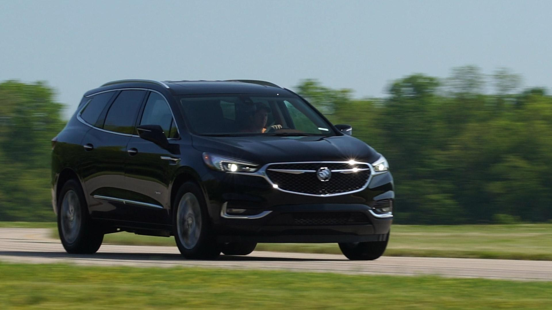 2018 Buick Enclave: Redesign, Styling, New Engines, Price >> 2018 Buick Enclave Review Room For Improvement Consumer