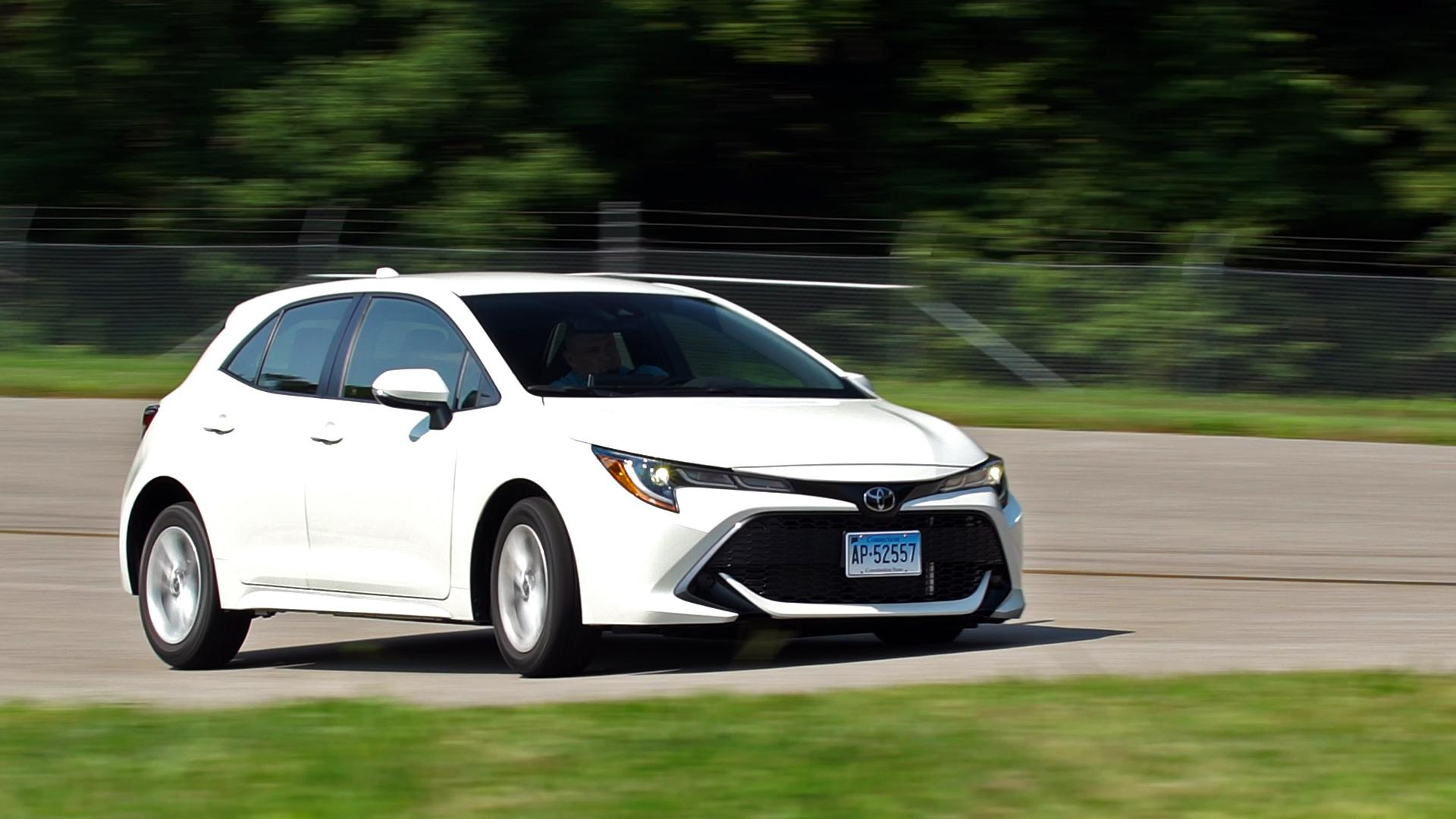 Redesigned 2020 Toyota Corolla Finally Gets a Hybrid - Consumer Reports