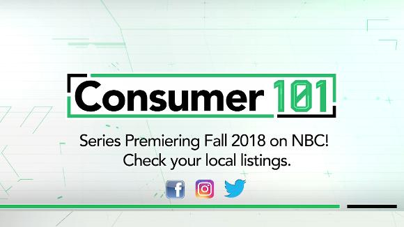 Consumer Reports on NBC this fall!