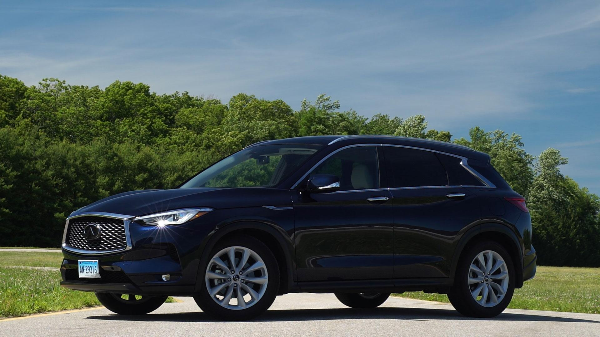 2019 Infiniti QX50: News, Specs, MPG, Price >> 2019 Infiniti Qx50 First Drive Consumer Reports