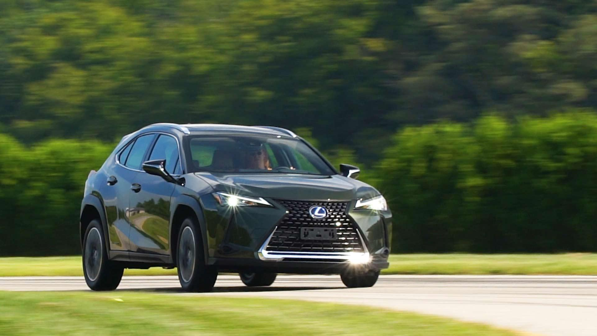 2019 Lexus UX Reviews, Ratings, Prices - Consumer Reports