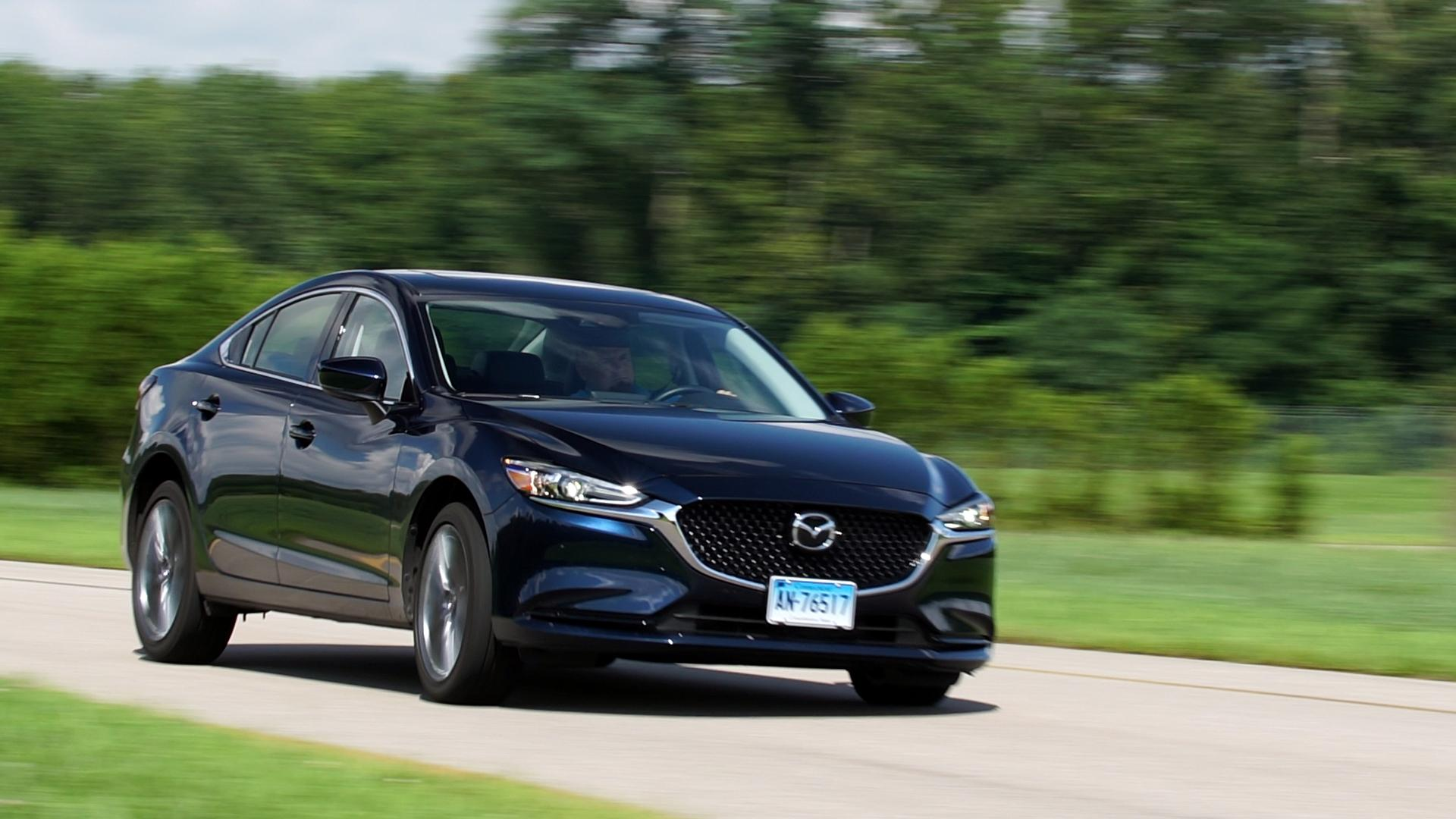 2018 Mazda6 Review: Luxury At A Bargain Price