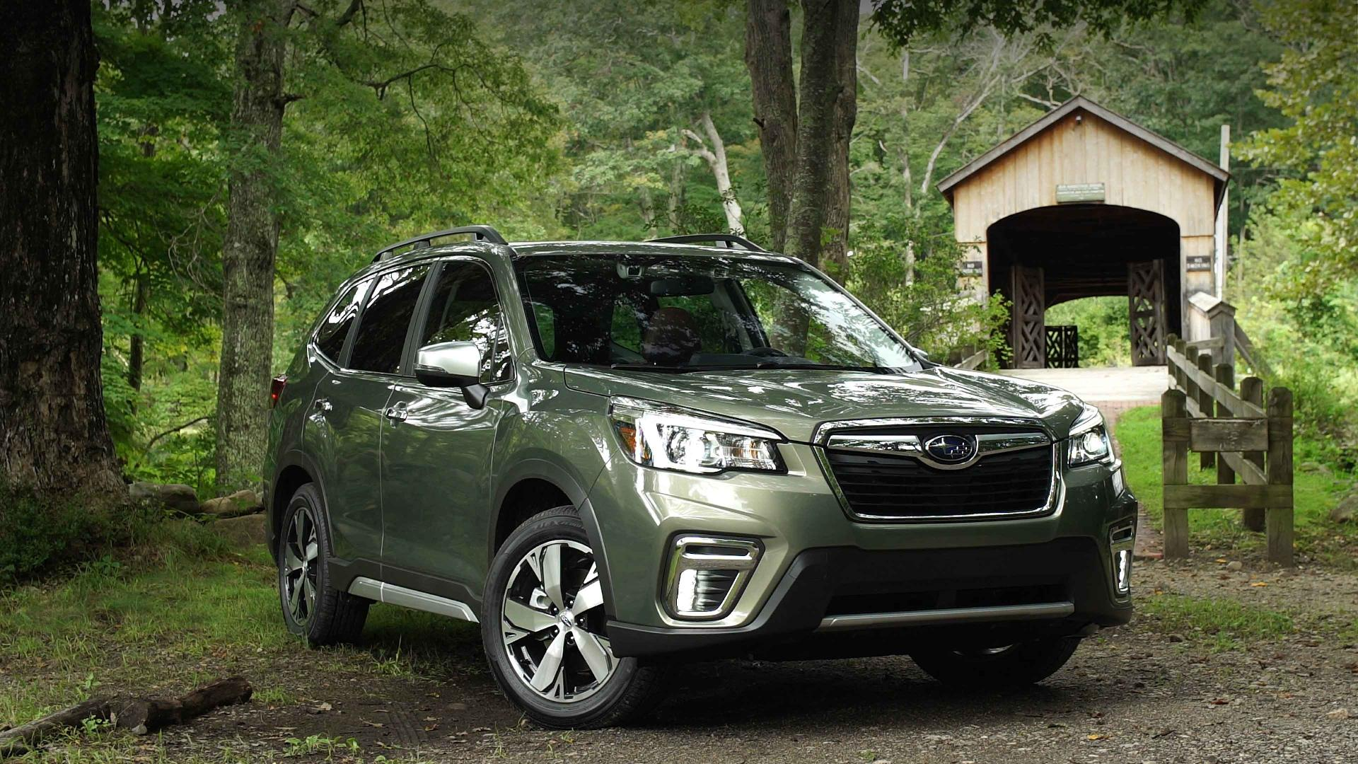 2019 Subaru Forester Improves Upon A Good Thing Consumer Reports