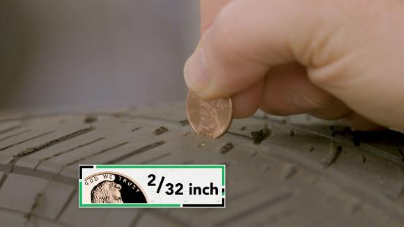 The Tire Tread Test