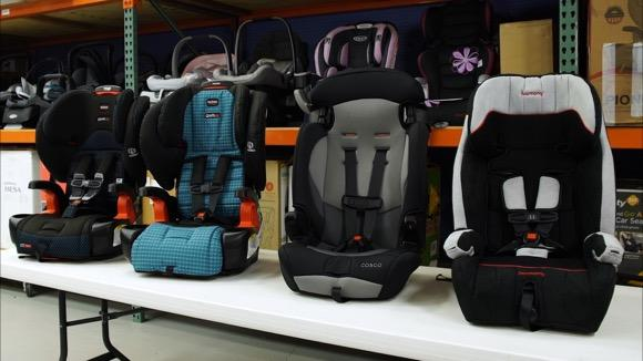 Four Car Seats Break During Consumer Reports Tests