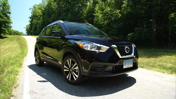 2018 Nissan Kicks Quick Drive