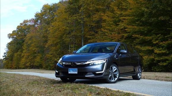 2018 Honda Clarity Quick Drive