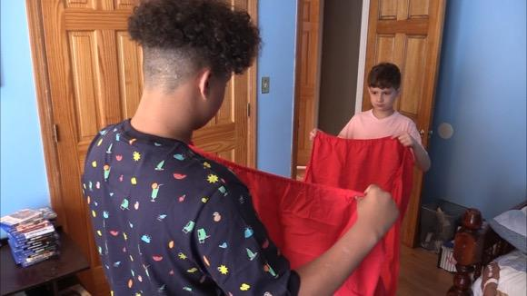 Jack Hack: Folding A Fitted Sheet