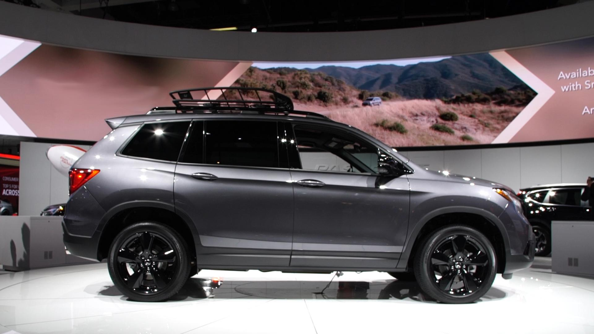 2019 Honda Passport Takes Aim at Adventure Seekers ...