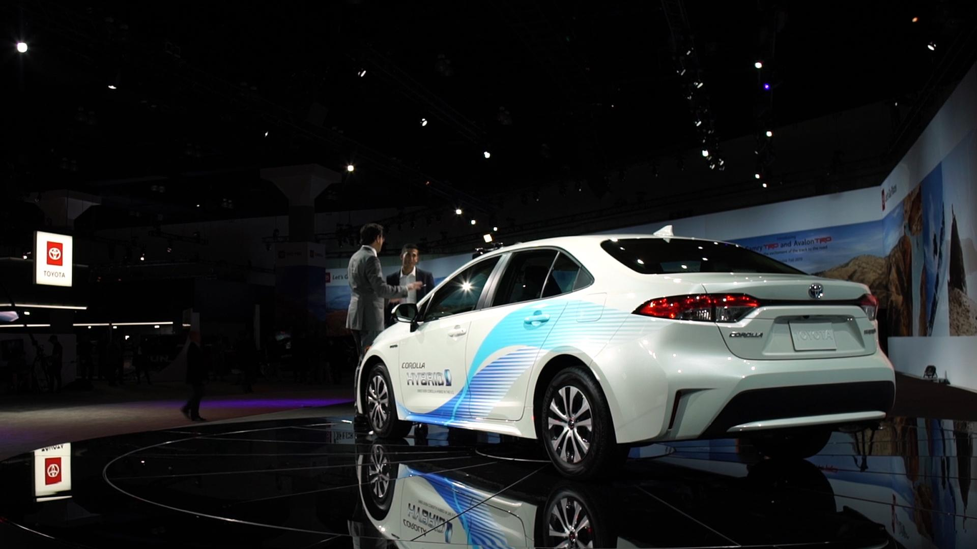 2020 Toyota Corolla Finally Gets a Hybrid