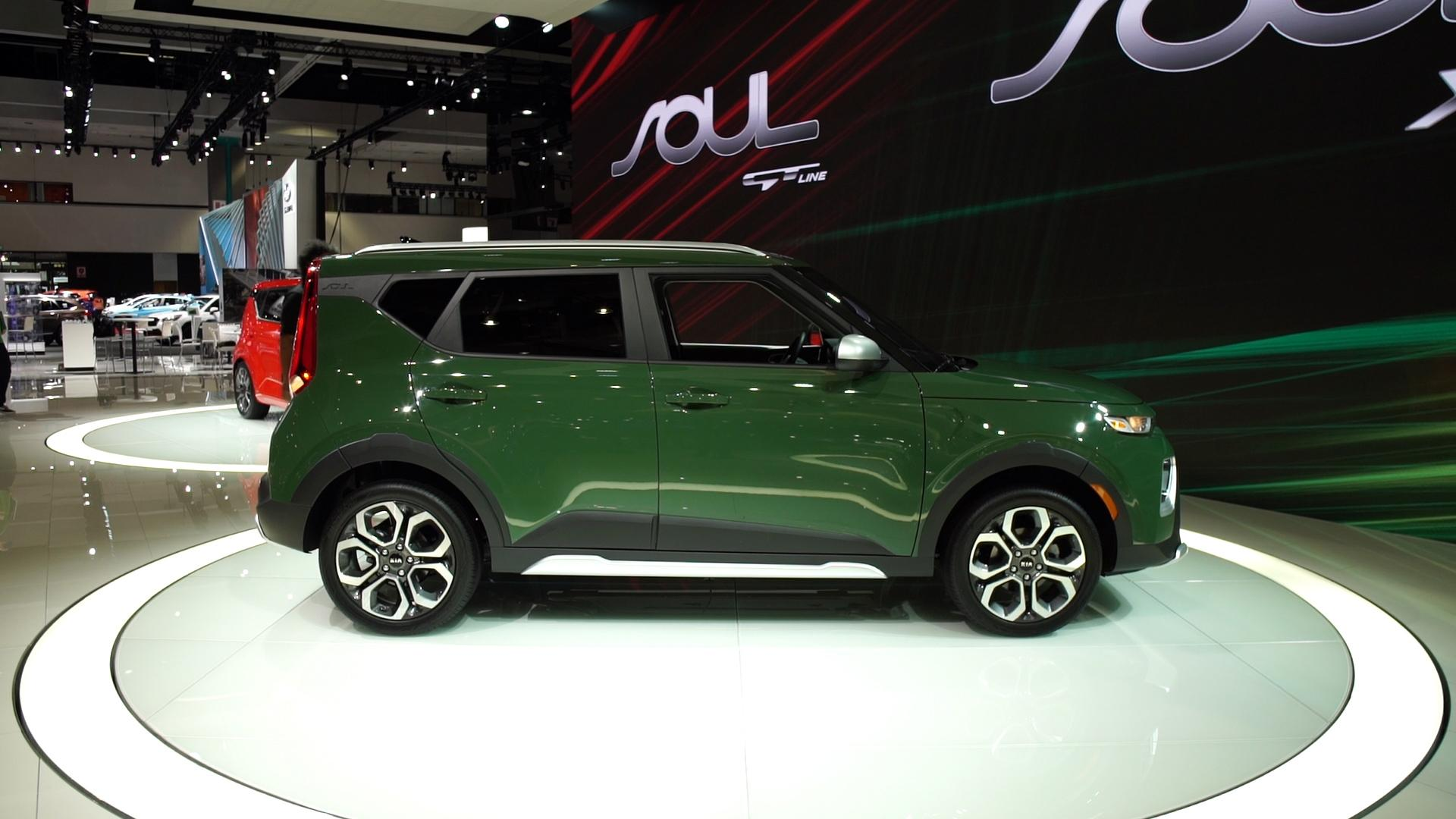 2020 All Kia Soul Awd Images