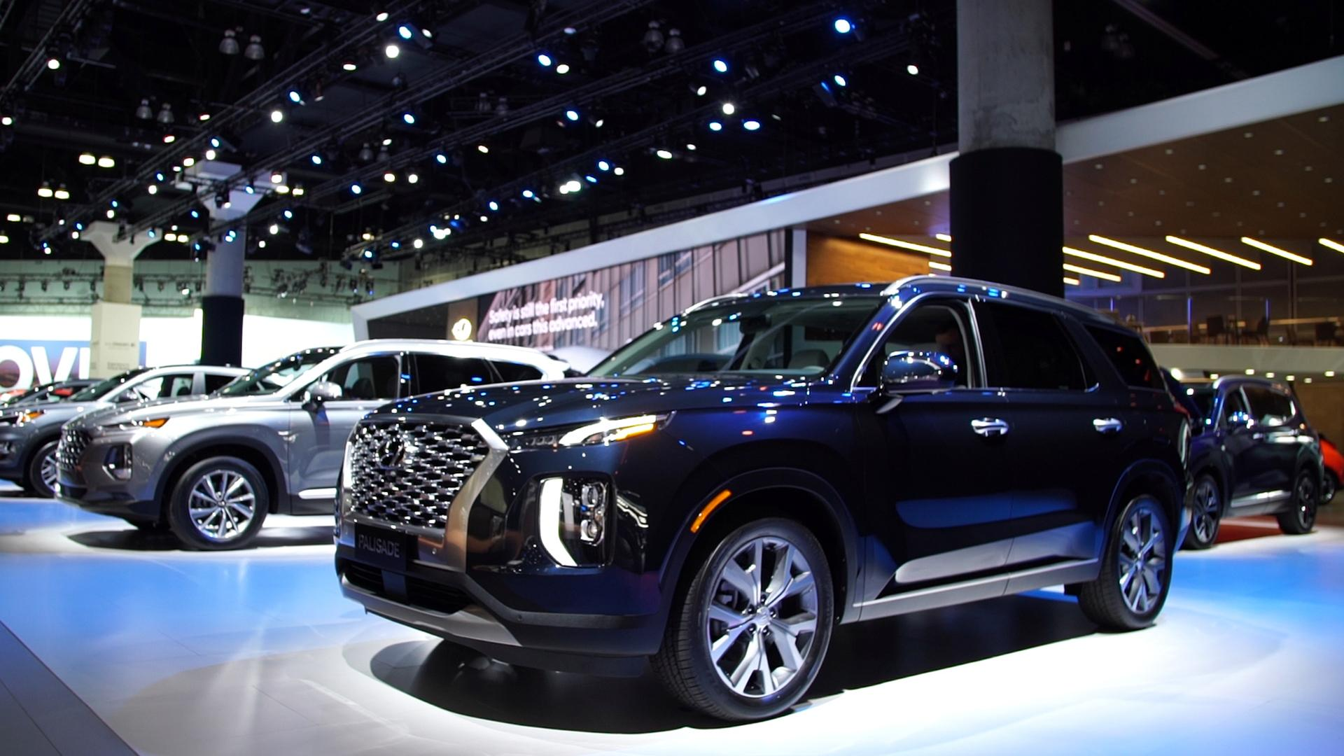 All New 2020 Hyundai Palisade Preview Consumer Reports