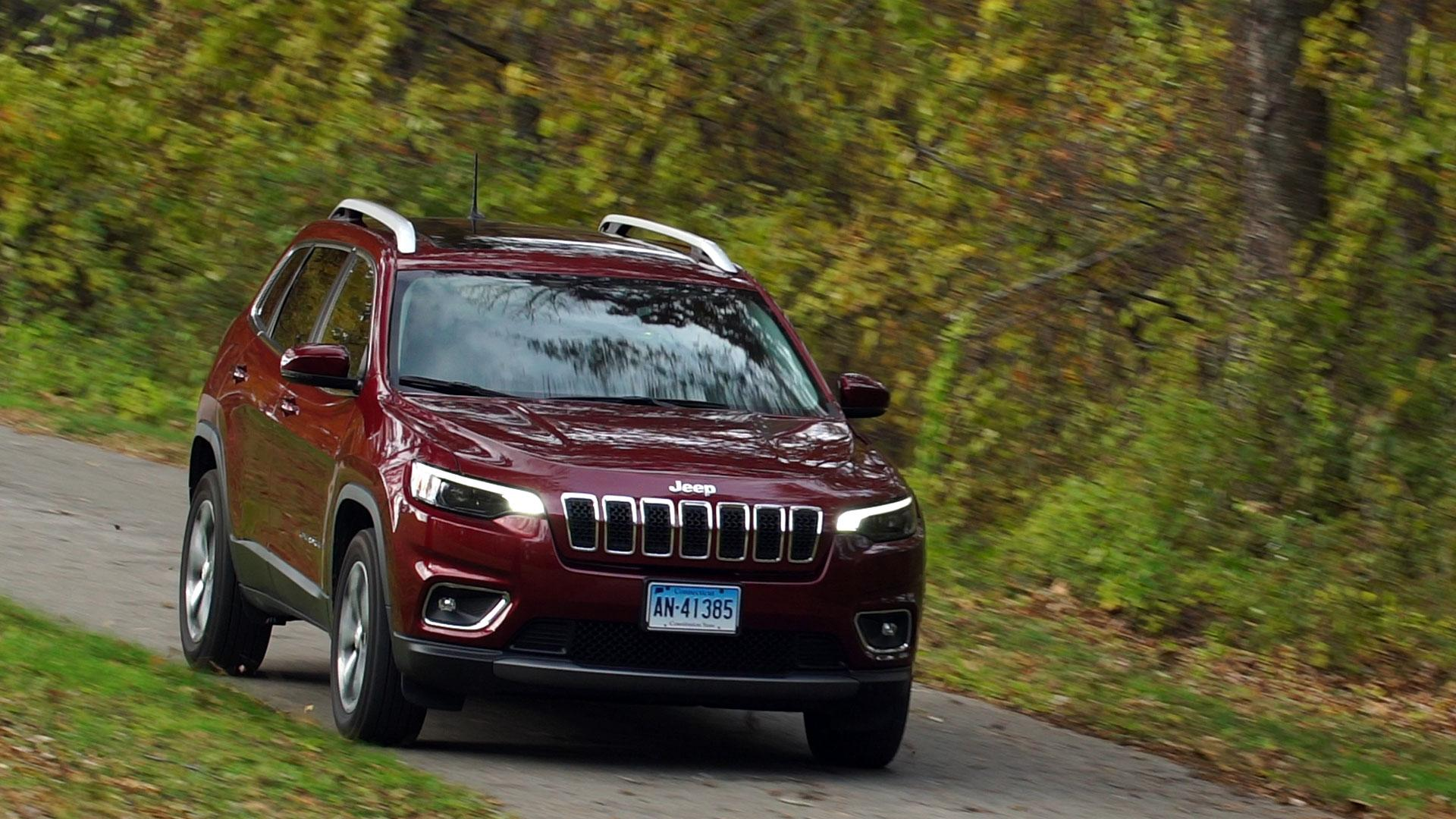 2019 Jeep Cherokee Adds Turbo - Consumer Reports
