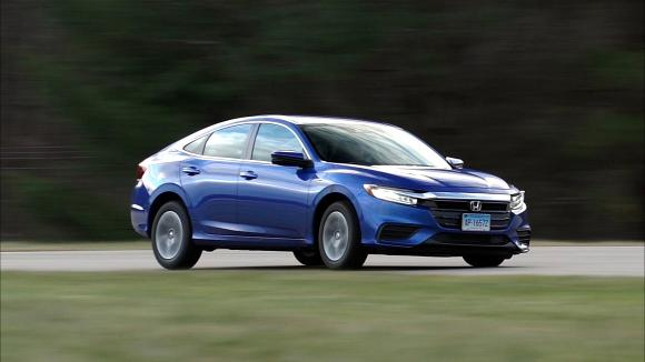 2019 Honda Insight Quick Drive