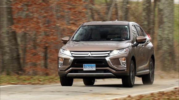 2018 Mitsubishi Eclipse Cross Quick Drive