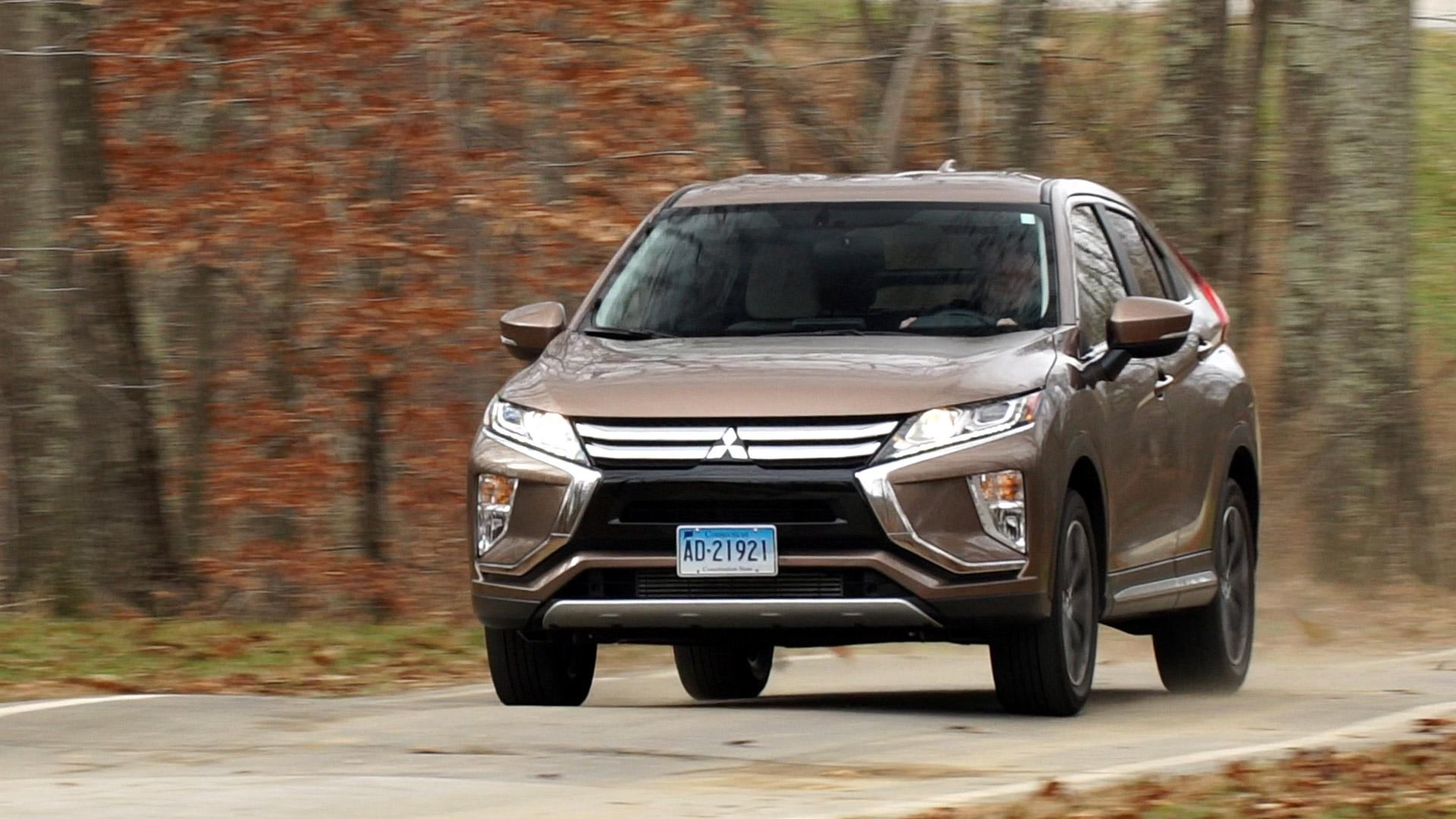 2018 Mitsubishi Eclipse Cross Review - Consumer Reports