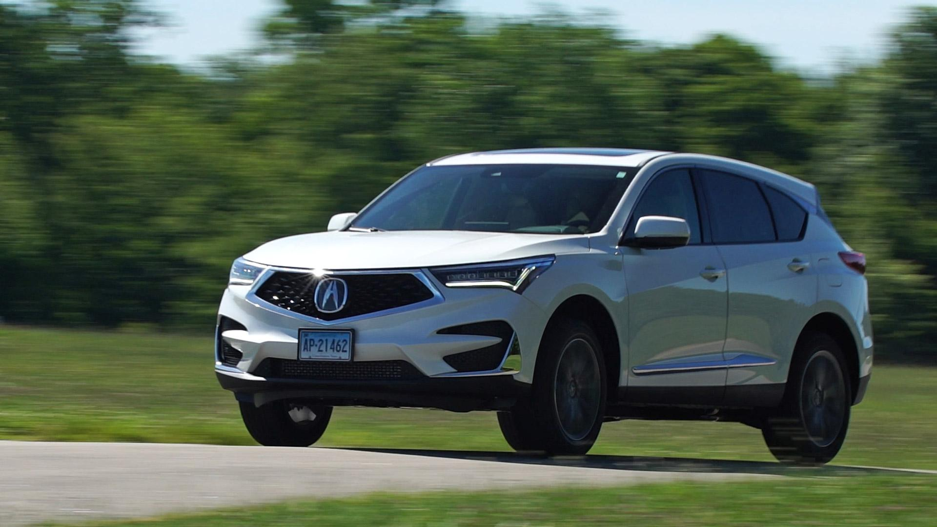 All-New 2019 Acura RDX | First Drive - Consumer Reports on
