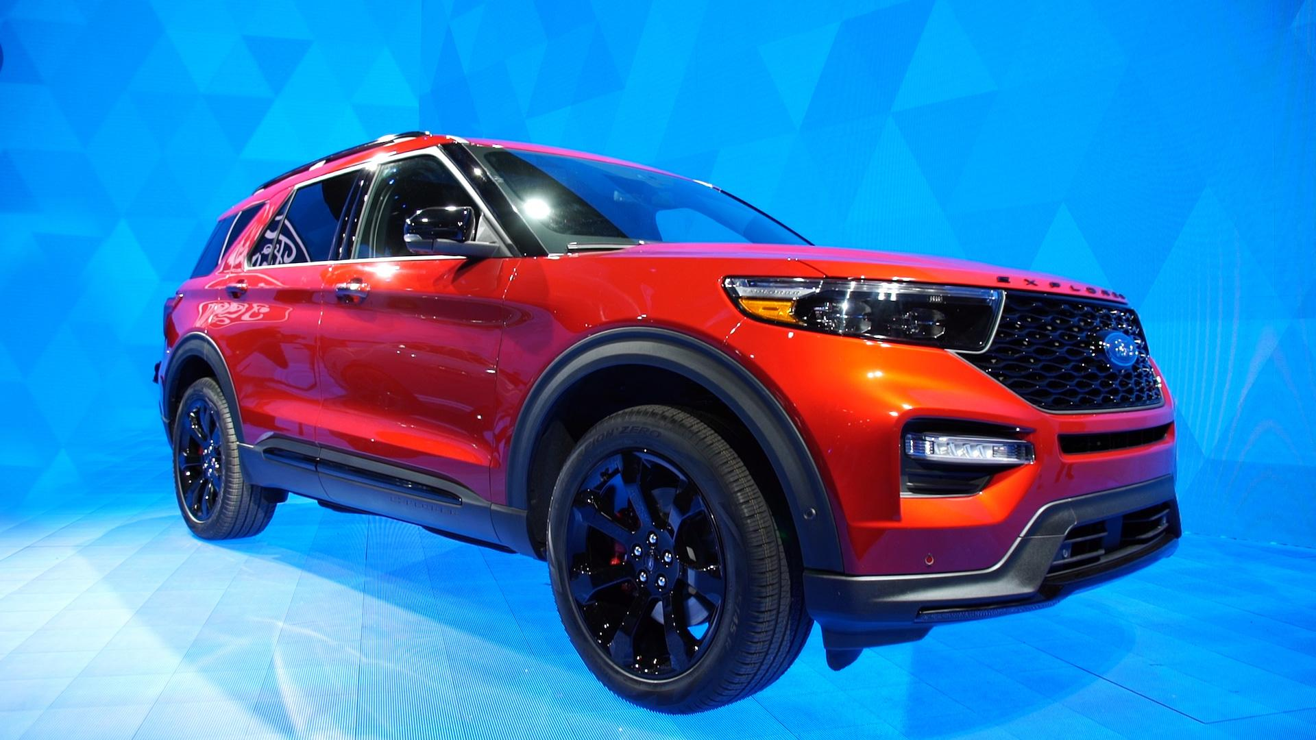 2020 Ford Explorer Platinum Release Date Ford Cars