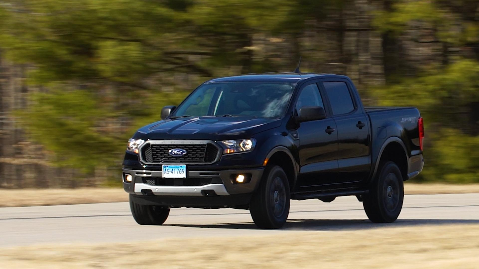 New Ford Truck >> All New 2019 Ford Ranger First Drive Review Consumer Reports