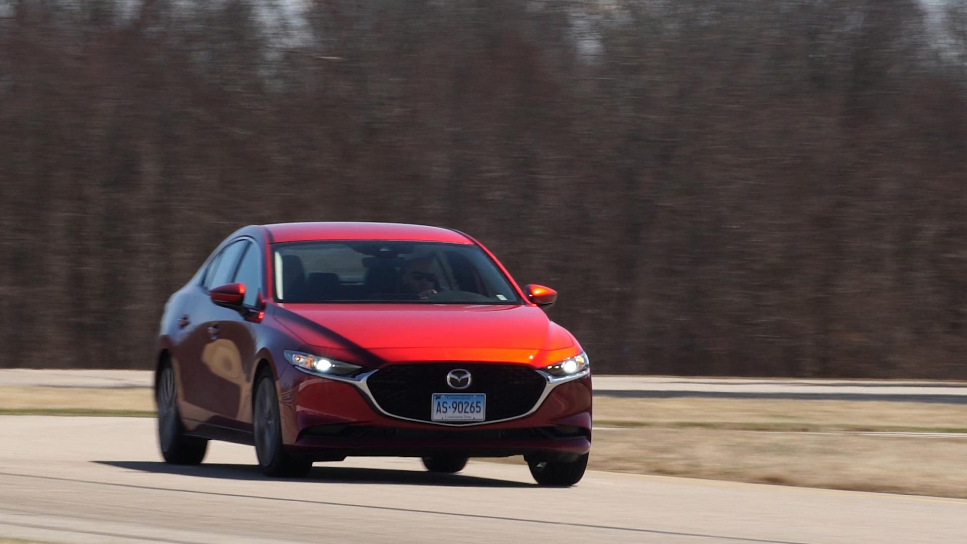 Redesigned 2019 Mazda3 Stands Out From The Crowd Consumer